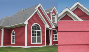 Cape Cod Wood Siding - Inspiration Gallery for Siding Products at Turkstra Lumber.