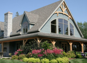Cape Cod - Inspiration Gallery for Siding Products at Turkstra Lumber. Visit our Designer Showcase in Stoney Creek.