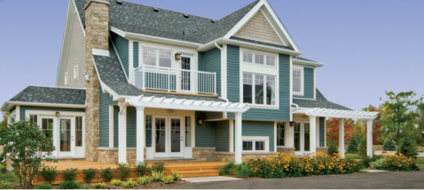 Cape Cod - Inspiration Gallery for Wood Siding Products at Turkstra Lumber.