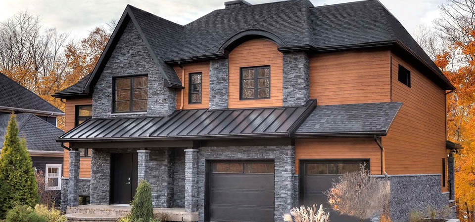 Turkstra Siding - Fusion Stone products, wide variety of siding types and products that fit your siding needs.