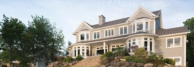 Fraser Wood Siding - Classic Series