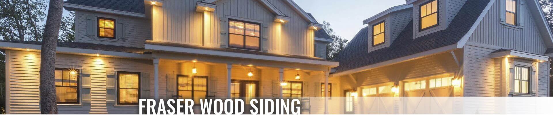 Fraser Wood Siding - Designer Shingles, Types of Siding Products at Turkstra Lumber. Visit our Designer Showcase today!
