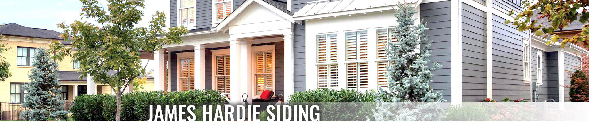 James Hardie Fiber Cement Siding - Designer Shingles, Types of Siding Products at Turkstra Lumber. Visit our Designer Showcase today!