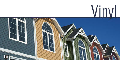 Vinyl Siding at Turkstra Lumber - Mitten